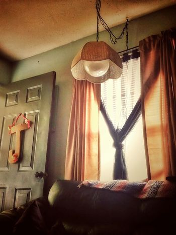Home Is Where The Art Is My Home Warm Colors Warm Light Comfy And Cozy Vintage Style A Little Retro Home Sweet Home Home Interior Home Decor Retro Lighting Light And Shadow Hanging Lamps Door Decoration