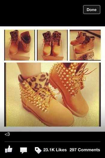 These Shoes Too Cute