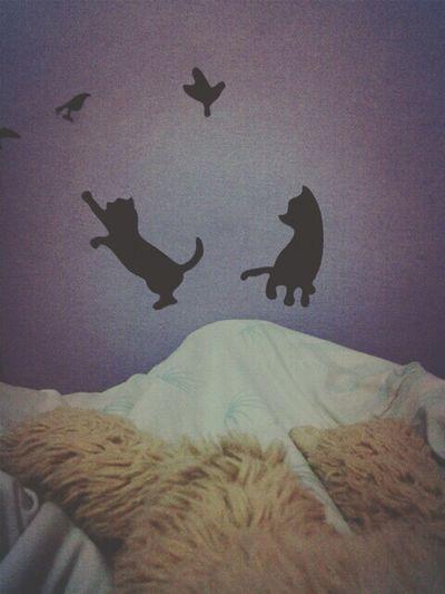 Wall My Room Sticker I CAN'T Sleep