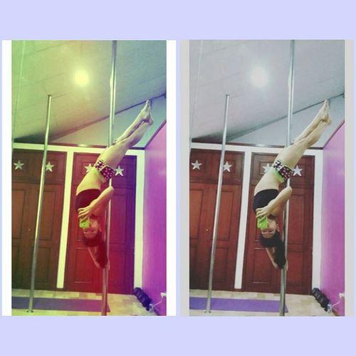 Polegirl Polefitness Poledance Aerialpolefitstudio Amoloquehago Conlamejor✌💪🙆