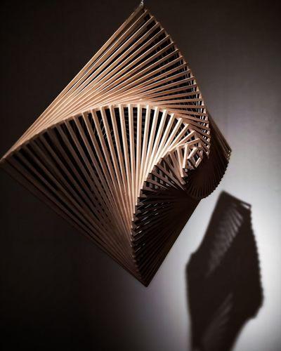 Twisted Wood -