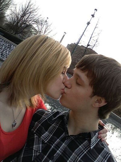 Me And My Love At Centennial Olympic Park :) On Our 2year Anniversary 1.9.11-1.9.13
