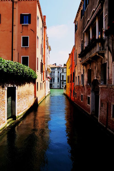 Venezia #venice Panorama Panoramic Squarcio Beautiful Colors Colori Romantic❤ Landscape Amore Love amore, Viaggio Canal Acqua Whather Profound Sun Visione Case Home