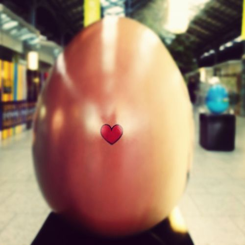 Dublin Hello World Easter All Things Heartshaped