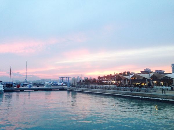 Mersin Sunset