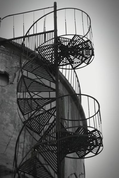 Your Design Story Stairs Blackandwhite Architectural Detail Greece Watertank Nikon D5200 Check This Out Blackandwhite Photography Black & White