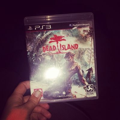 Me so happy! DeadIsland Sjukt Taggad Ps3 allnightlong dudewheresmycoffey