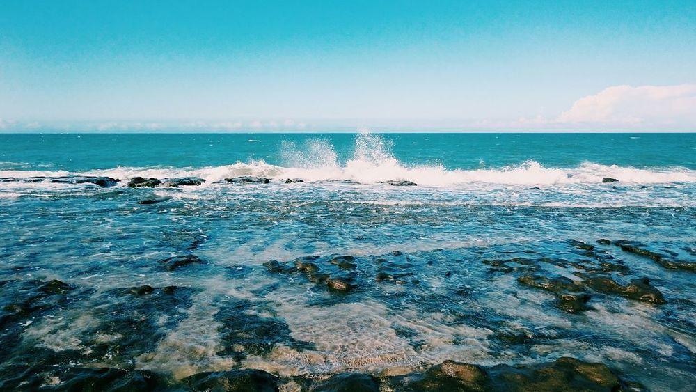 海邊! Being A Beach Bum Seaside