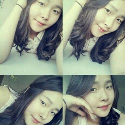 Selfie Asian  Korean Boredom curlswannahavevacationagain:/