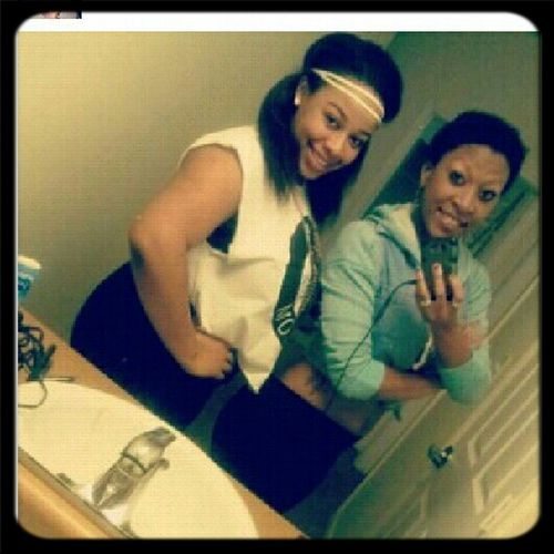 Me And Dur Last Night  For Her Bday