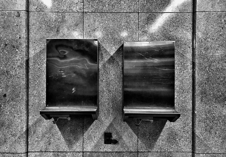 Blackandwhite Urban Geometry Textures And Surfaces communication artifacts