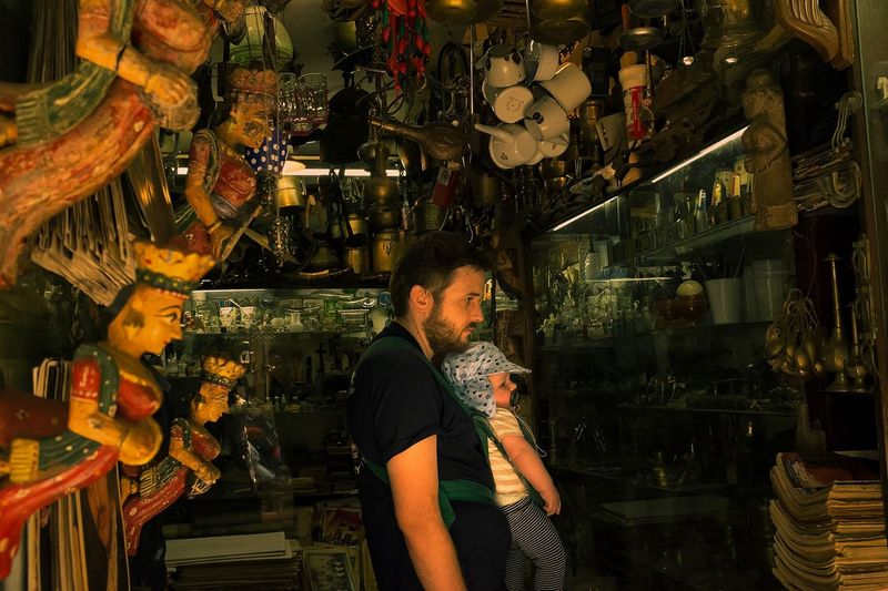 Antique Bazaar Mumbai India Traveling With A Baby Travel Destinations Travel Photography Travel Business Finance And Industry Adult Men Only Men One Man Only Indoors  Adults Only