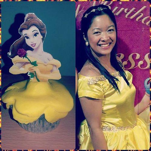 🎵🎶🎼ever just the same ever a surprise🎵🎶 👑🎉 Disneyprincess Faith1stbday Belleofthenight
