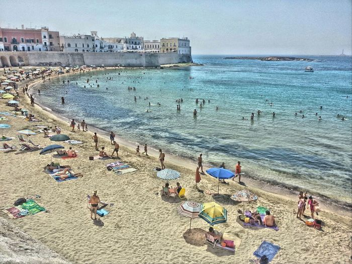 Holidays Gallipoli Sea And Sun In Puglia Italy