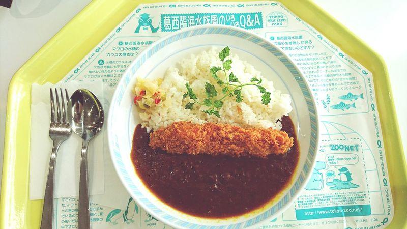 Curry カレー Lunch 昼ごはん