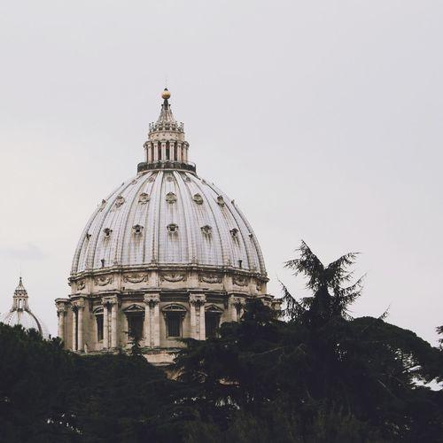 Vatican Dome Basilica