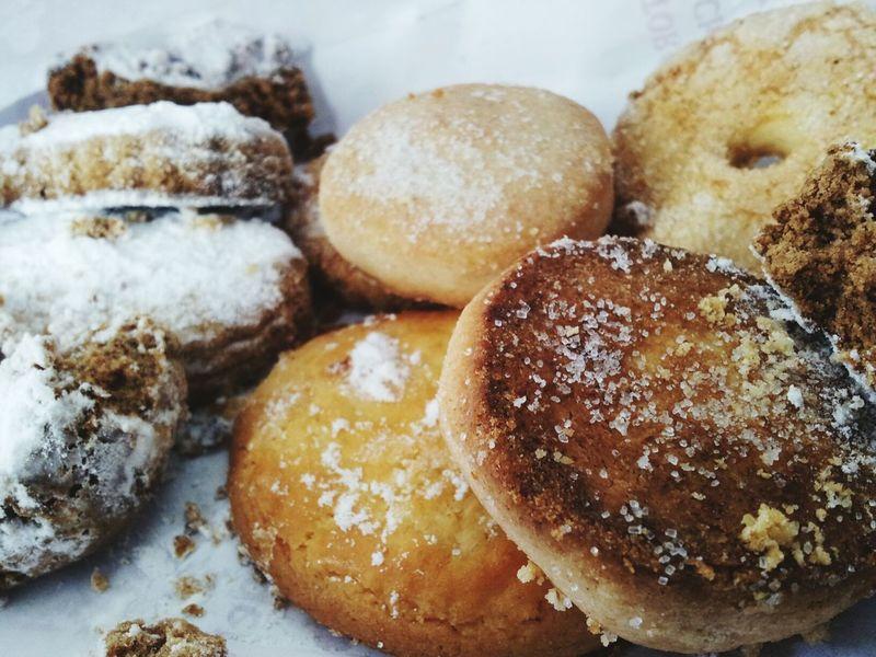 Bakery Food Galletas