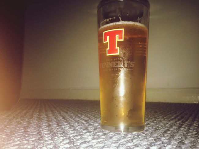 Guidance Safety Communication Red No People Beer Scotland Tennanttuesday Refreshment Lager Tasty