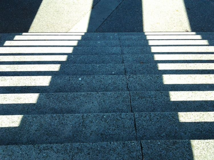 Shadows & Lights Church Steps Concrete Floor Day No People Outdoors Outdoors Shadow Patterns Shadow Play Steps And Stairs