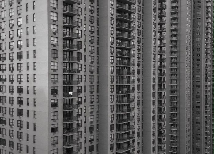 349 / 365 Apartment Architecture Balcony Building Building Exterior Built Structure City City Life Day Façade Geometry Outdoors Repetition Residential Building Residential Structure Symmetry Urban Vertical Symmetry Window Fine Art Photography