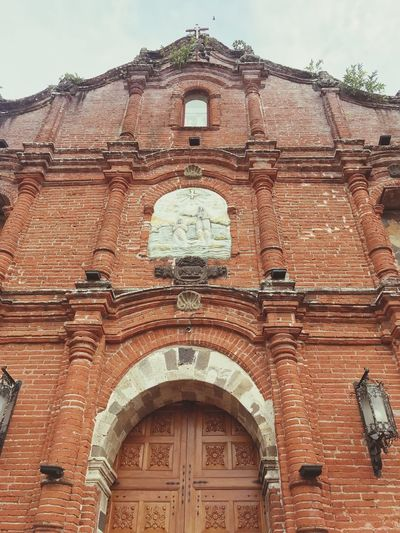 San Juan Bautista Church Architecture Built Structure Building Exterior Low Angle View Day History Arch Outdoors Place Of Worship Old Nature Religion Travel Destinations