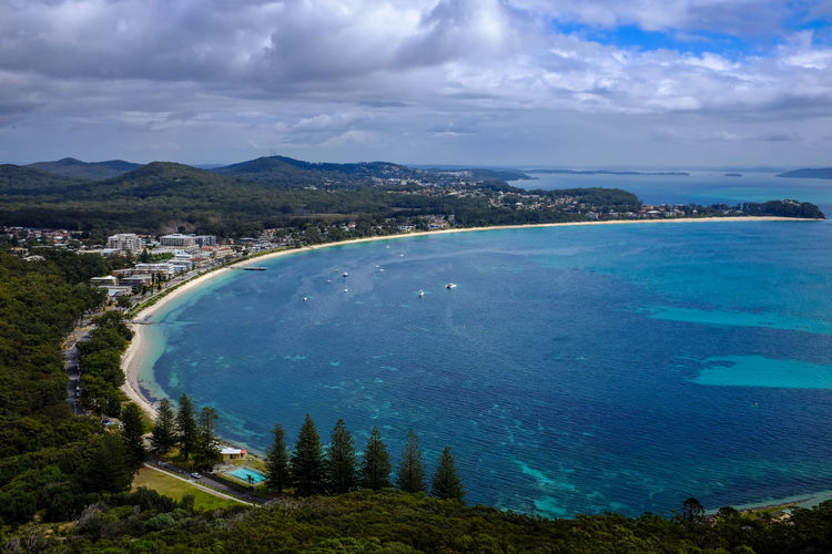Mountain Australia Beauty In Nature Cloud - Sky Day Landscape Nature No People Outdoors Port Scenics Sea Seascape Shoal Bay Sky Stephens Tomaree Tranquil Scene Sunset #sun #clouds #skylovers #sky #nature #beautifulinnature #naturalbeauty #photography #landscape Tranquility Water Sand Ocean Blue Sunset