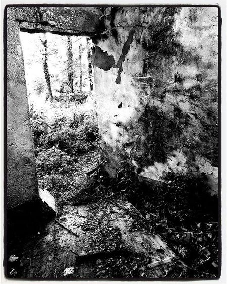 Photography Blackandwhite Photographyblackandwhite Ghost House