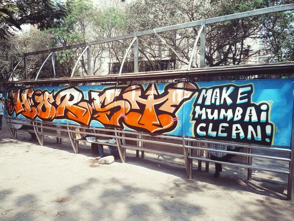 Meanwhile @Fort, Streetart Artattack