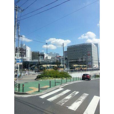 Hometown, for now. Totsuka Yokohama Kanagawa Japan aka Gumizawacho!