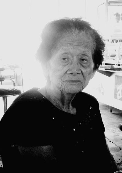 My Granny Wemen Granny Portrait Looking At Camera Human Hand Headshot Close-up