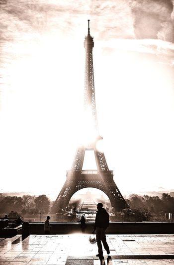 Memory in Paris