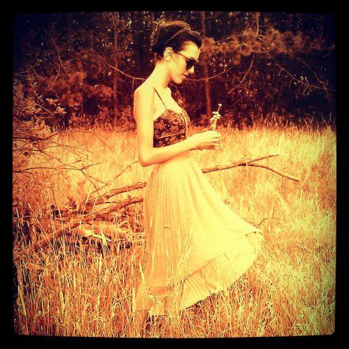Beautiful Nature me :) Vintage Photo Shoot