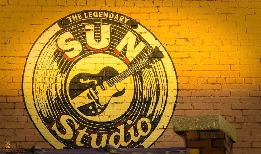 Sun on Sun.... Outdoors Sun Studio Memphis Rvmphotography Rvmphotography.us TeamCanon Canonphotography Canon600D Sigma Lens Nastalgic