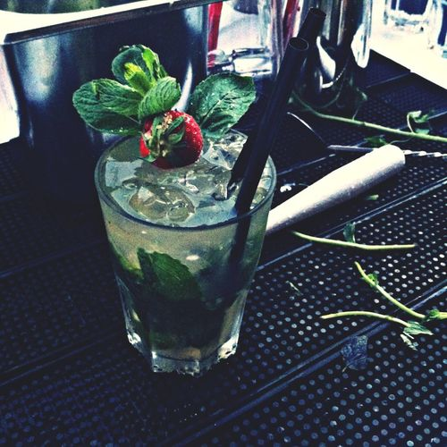 My Firts Mojito Selfmade