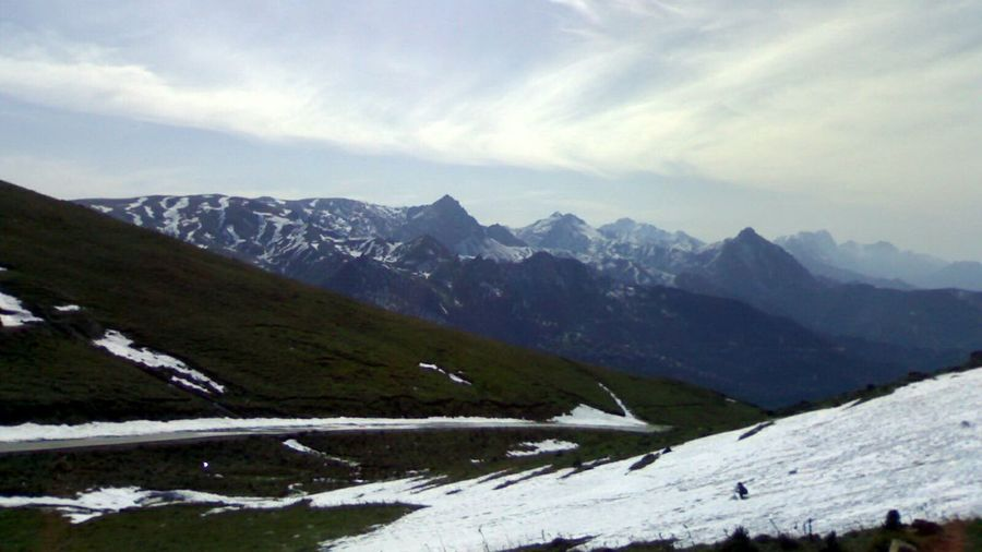 Mountain Mountain Range Landscape Snow Nature Scenics Beauty In Nature Outdoors Winter Beauty Cold Temperature Day No People Tranquility