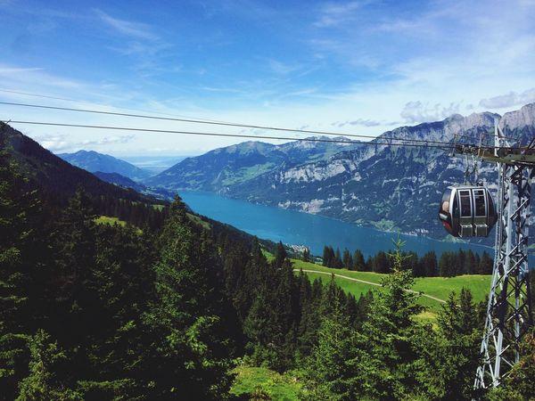 Flumserberg Rodelbahn Mountains Switzerland