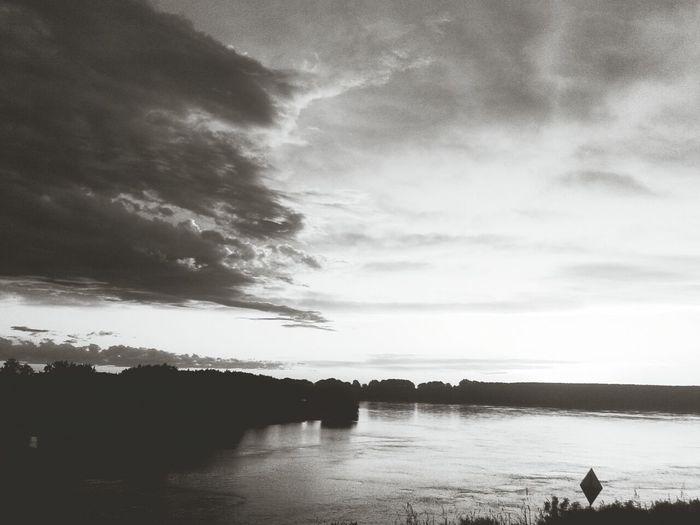 Lakesun Sunset Relaxing
