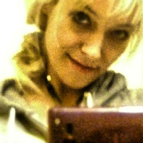 Molly ❤❤ Girls Be Like.. Self Potrait Crazy Eyes...but I Luv Them #