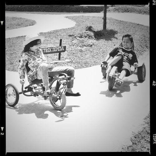 Kids Bicycle De' Ranch Vacation