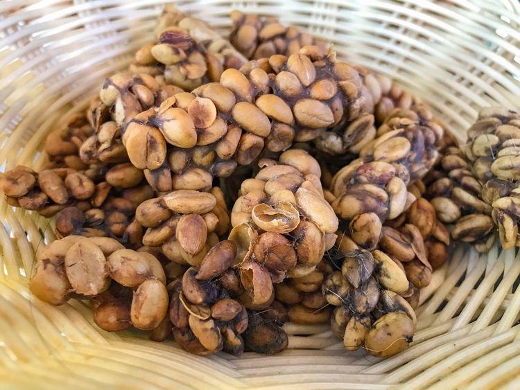 Civet coffee (Kopi Luwak, Kape Alamid, Weasel Coffee), beans extracted from zibet droppings Food Food And Drink Dried Food Coffee Bean Coffee Bean Civet Kopi Luwak Zibet Dropping Weasel Extraction