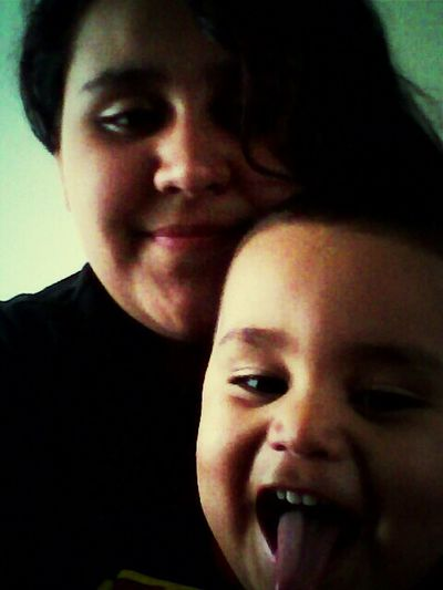 Me and my baby brother..