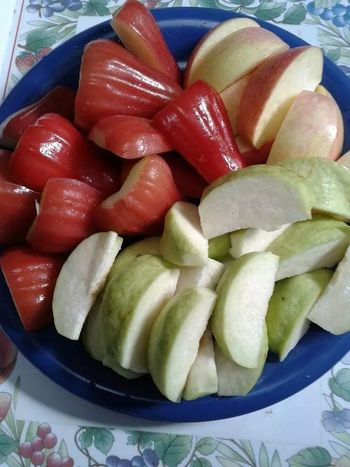 Friuts Eating Healthy Relaxing