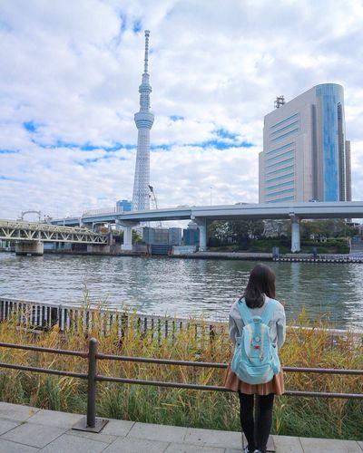 隅田川 Sumida-gawa