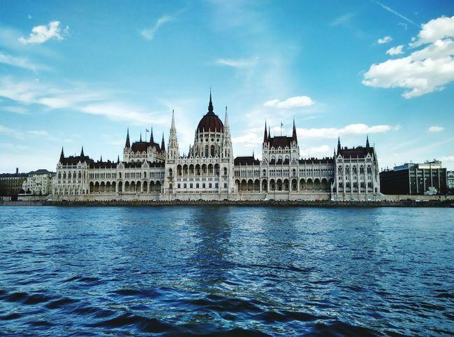 Seeing The Sights Budapest, Hungary Danubio The Architect - 2016 EyeEm Awards