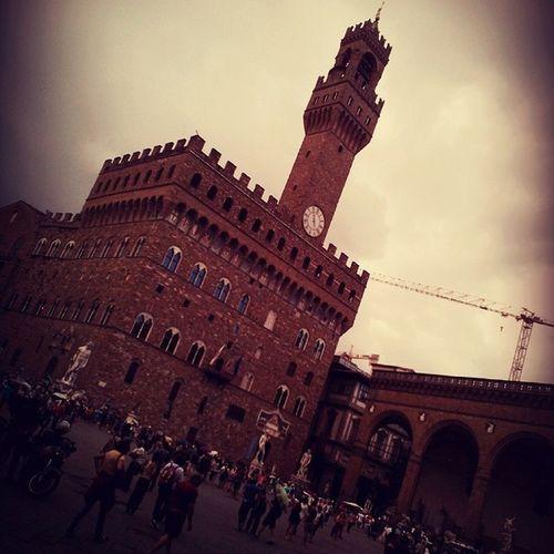 Buon Ferragosto!!! Firenze PalazzoVecchio Relli Grandespettacolo viviamolarte ap15