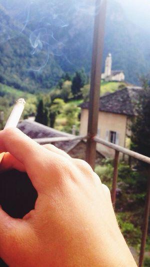 Swiss Church Cigarettes Relaxing Sun Nature Beautiful Nature