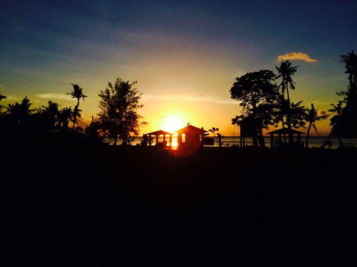 Guam Sanset