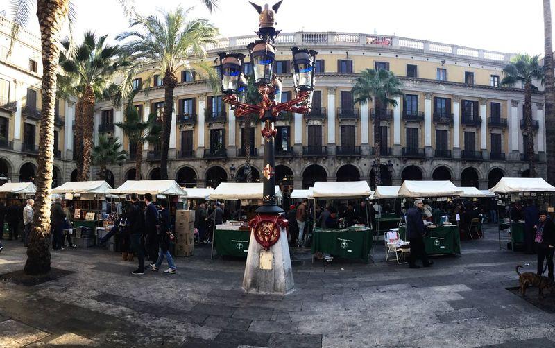 Barcelona Barcelona Streets