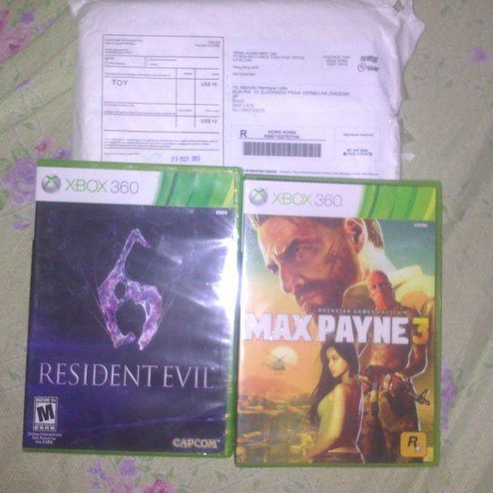 Mais dois pra coleção. Thnks Mariio128, Xbox Maxpayne3 Re6