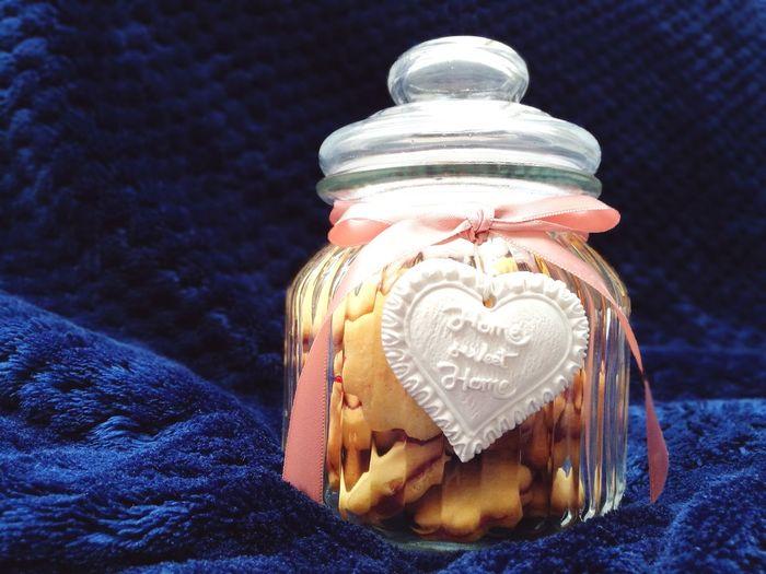 Cookies🍪 Sweet Food Close-up Antique No People Jar Sweets Ciastka Słoik Słodkości